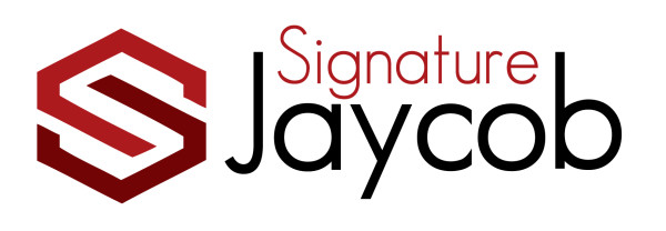 Signature Jaycob – Conception de logo
