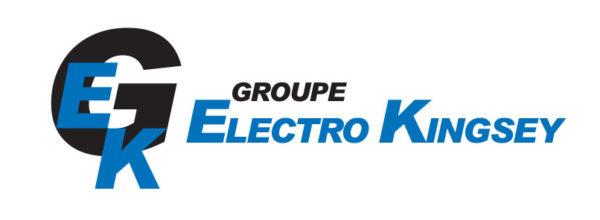 Groupe Electro Kingsey – Conception logo