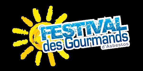 Festival des gourmands – Conception affiche, dépliant, logo
