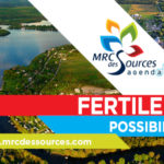 MRC des Sources – Conception carte affaire