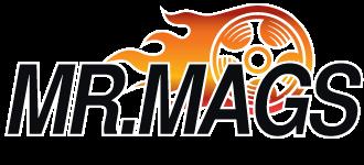 MrMags – Conception de logo