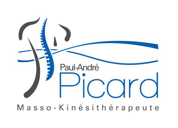 Paul-André Picard – Conception logo