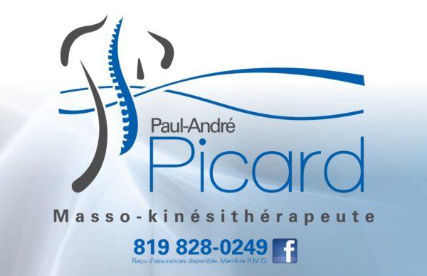 Paul-André Picard – Conception carton, affiche