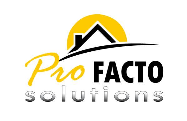 Pro Facto Solutions – Conception de logo
