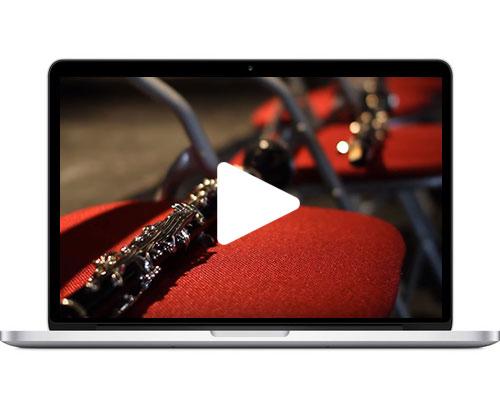 Camp musical d'Asbestos – production vidéo promotionnel