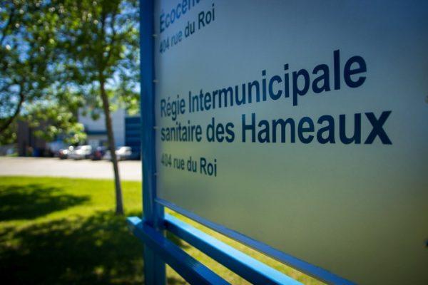 Régie intermunicipale sanitaire des Hameaux – Photographie