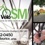 Sport Vélo SM – Conception carte affaire