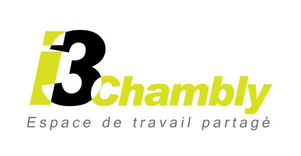 i3 Chambly – Conception de logo