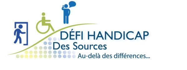 Défi Handicap des Sources – Conception de logo