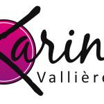Karine Vallières – Conception de logo