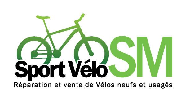 Sport Vélo SM – Conception de logo