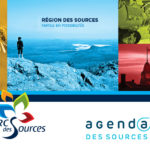 MRC des Sources – Conception brochure