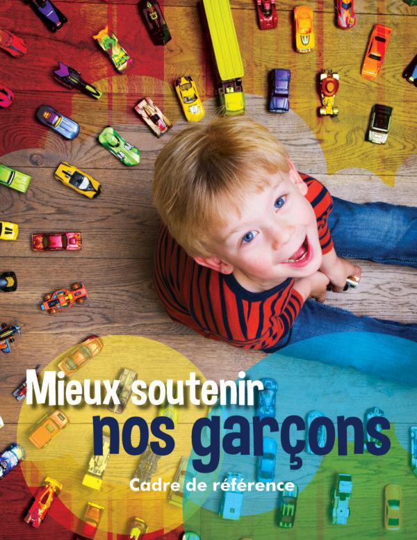 Partenaires de la petite enfance de la MRC des Sources – Conception brochure