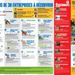 Circuit Saveur Savoir-faire des Sources – Conception affiche, carton
