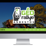 Géorallye Asbestos – Conception site Internet