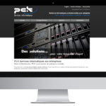 PCK Services informatique – Conception site Internet