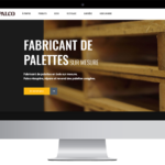 Palco Palette – Conception site Internet