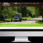 Régie intermunicipale sanitaire des hameaux – Conception site Internet