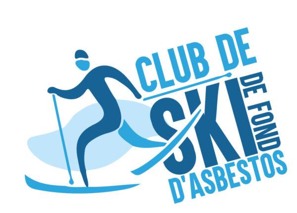 Club de ski d'Asbestos – Conception affiche et logo