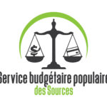 Service Budgétaire populaire des Sources – Conception logo