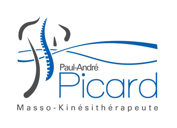 Paul-André Picard – Conception logo