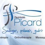 Paul-André Picard – Conception carte affaire