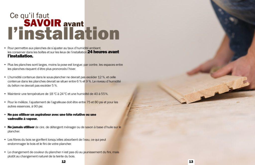 Prix plancher conception de brochure virage multim dia for Conception de plancher en ligne