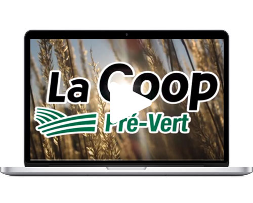 Coop du Pré-vert – production vidéo corporative