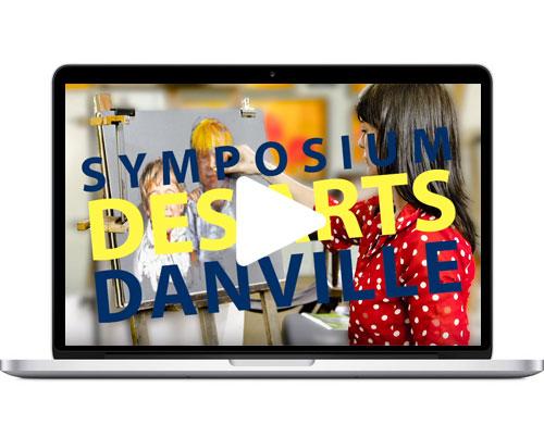 Symposium des art de Danville – publicité télé 2015