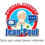 Ville d'Asbestos – Conception logo Jean-Paul