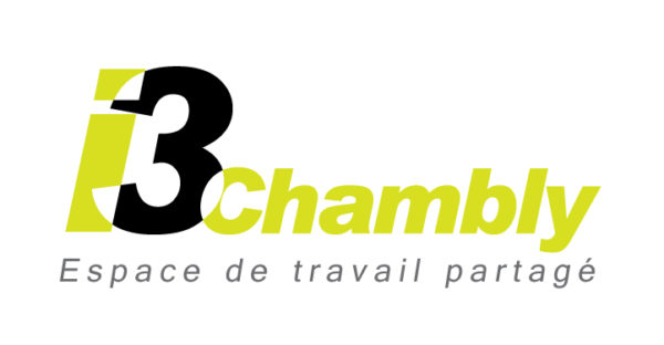 i3 Chambly – Conception de logo