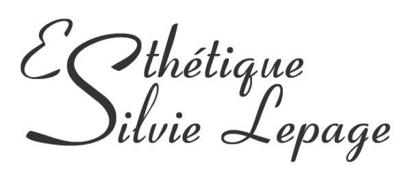 Esthétique Silvie Lepage – Conception de logo