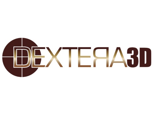 Dextera 3D – Conception de logo