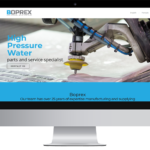 Boprex – Conception site Internet